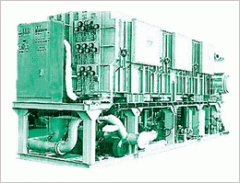 Units for distillation and desalting