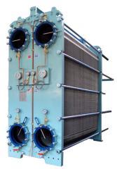 판형 열교환기 / Plate heat exchanger
