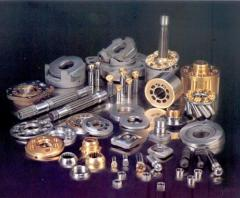 Hydraulics components