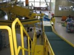물류 시스템 컨베이어 / System conveyors