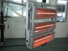 적외선 히터 / Infrared heater