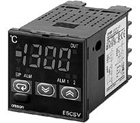 E5CS/E5CSV 신형 전자온도조절기