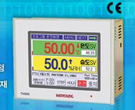 프로그래머블 온도,습도 조절계,TH500