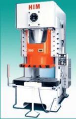 HCA C-frame crank press