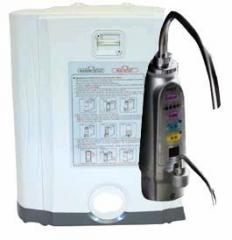 Ionizers silver for water