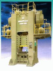 HSS straight side crank press