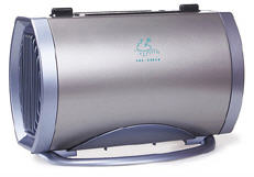 Compact air purifiers