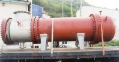 다관 원통형 열교환기 / Shell & tube type heat exchanger