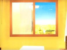 Double-glazed soundproofed windows
