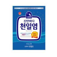 천일염, 샘표 신안바다 천일염 1.5kg