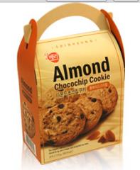 아몬드초코칩 쿠키