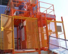 중속형 타워리프트 / middle speed tower lift