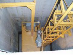 저속형 타워리프트 / low speed tower lift