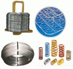 와이어 / Hard drawn steel wire