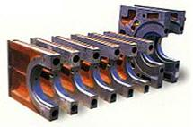 Main bearing girder