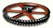 Chain wheel cam