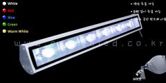 LED 6구 라인바