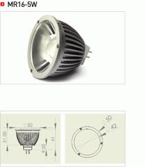 LED 조명,MR 16-5W