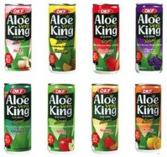 OKF Aloe Vera King can series