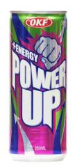 OKF taurine guarana and red ginseng energy drinks