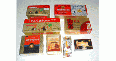 Korean red ginseng capsules