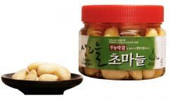 샘고을 초마늘 400g X 1병 / 유기농감 감식초와 국산마늘 사용