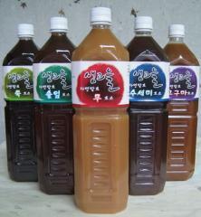 샘고을 자연발효 효소 1500ml