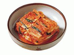 태백고원 맛김치