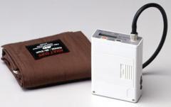 Semi-automatic tonometers on shoulder