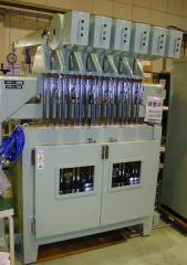 Equipment for testing of materials