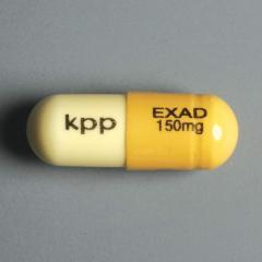 소화기관용제, 엑사드 캡슐