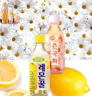 은국화 / 레몬꿀
