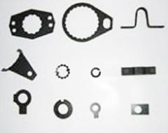 Locking plate / lock washer / pipe band 및 기계요소
