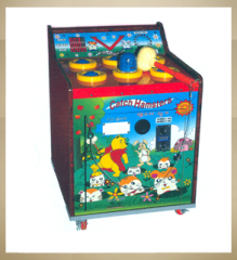 Automatic play machines for kids