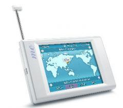 INS mobile portable media player