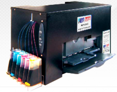 Printers of plastic cards