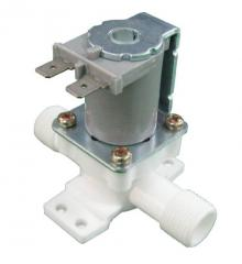 Disk type regulating valves of feedwater