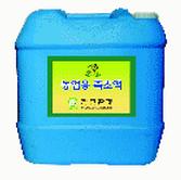 친환경 유기농 자제 / Eco-BV 농업용 죽초액