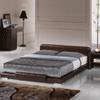 침대, 세인트모던 저상형 가죽 침대 104[US, 킹(K)]