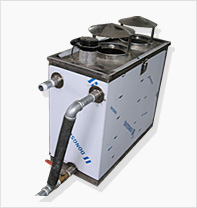 응축수 처리장치 / Condensed water treatment device