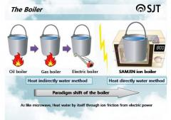SAMJIN ion boiler