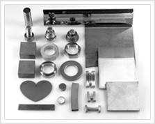 Raw material of titanium parts