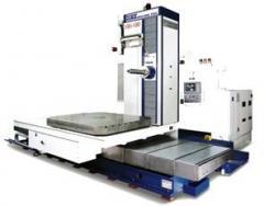 HB 시리즈 СNC 수평보링기 / HB series CNC horizontal boring