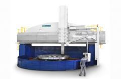 NT 시리즈 CNC 수직선반 / NT series CNC vertical lathe