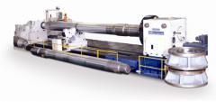 HL 시리즈 CNC 수평선반 / HL series CNC horizontal lathe