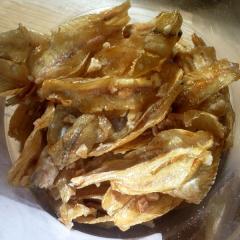 Dried seasoned himego