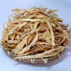Dried pollack shredded