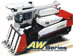 대동 콤바인 AW 580K