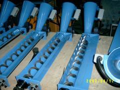 스크류 컨베이어 / Screw conveyors