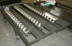 스크류 컨베어 / Screw conveyors